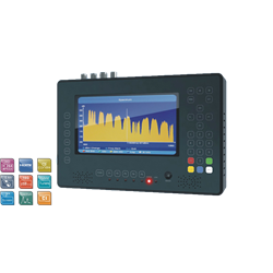 X-Finder Satellite Finder and Portable Media Player