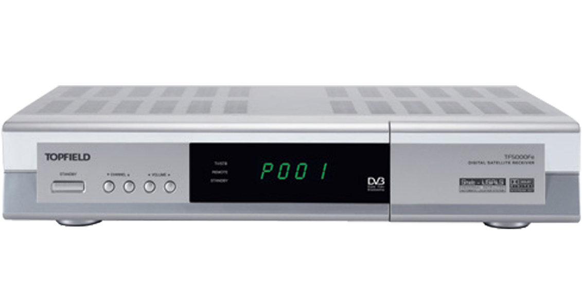 Digital receiver TF 5000FE not available for sale