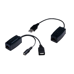 USB CAT5 Extender Single Port