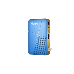 Magic 1 HD FTA MINI, Digital Satellite receiver with Two RCU