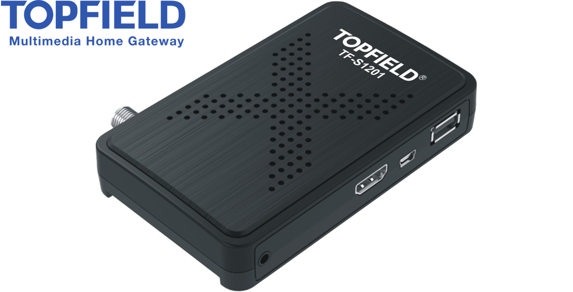 Topfield TF-S1201 FTA HD Mini Satellite Receiver