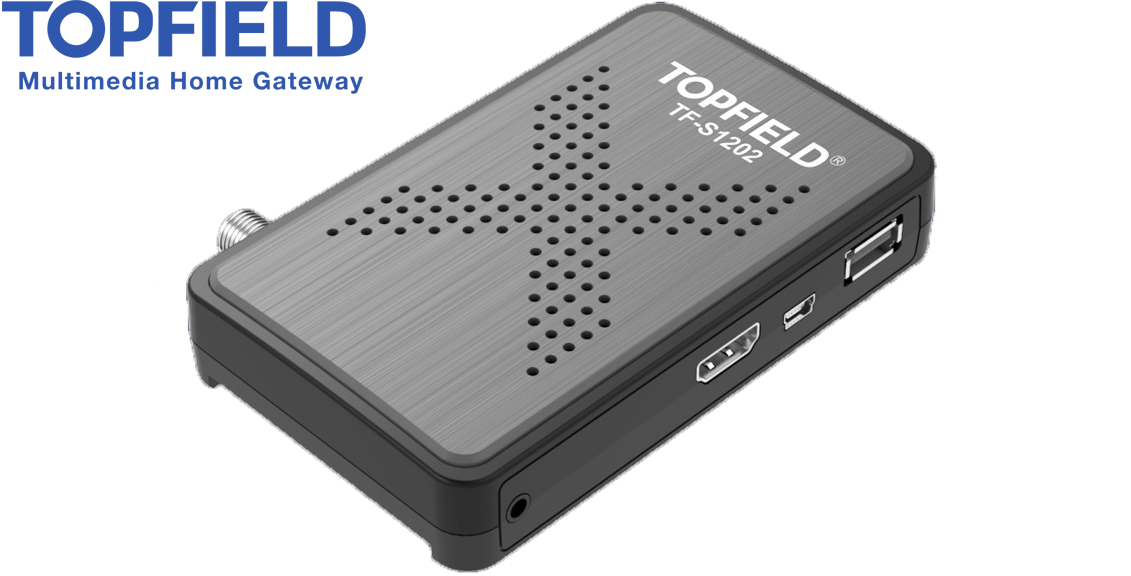 Topfield TF-S1202 FTA HD Mini Satellite Receiver