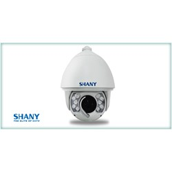 2.0 Megapixel WDR IP IR Auto-Trace Speed Dome SHANY