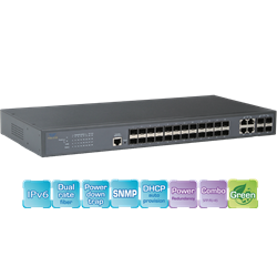 Management Gigabit Ethernet Switch