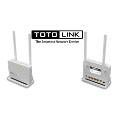 Modem Router with Two 5dBi fixed Antennas, 300M Wirless N ADSL ,