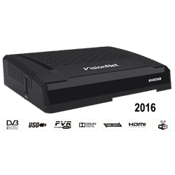 AVATAR New 2016 Satellite Receiver HD