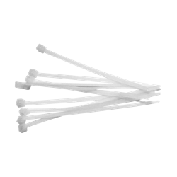 Cable Tie 4.8mm x 250mm, White