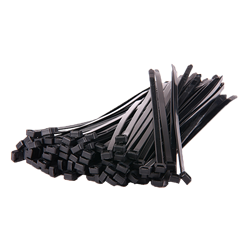 Cable Tie 4.8mm x 250mm, Black
