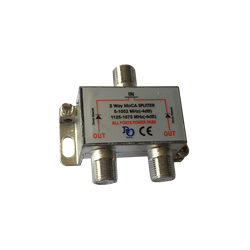 Moca Splitter 2 way  5~1002Mhz, 1125~1675Mhz