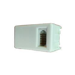 1x UK Socket for Gewiss Plate