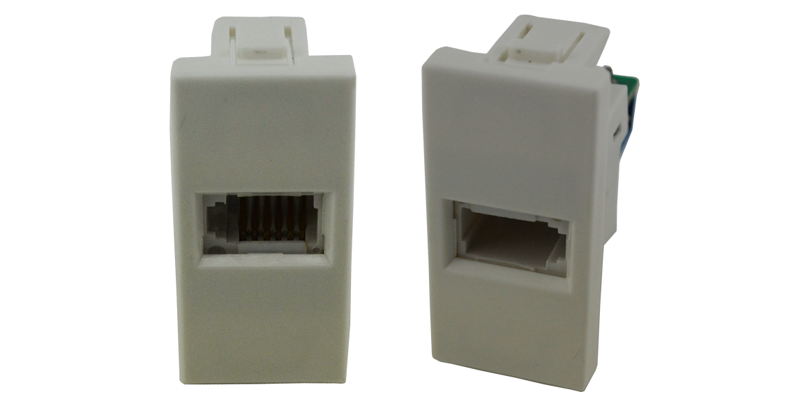 UK Socket for Gewiss, New Frame