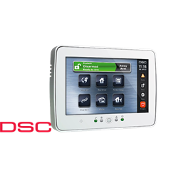 PowerSeries TouchScreen Security Interface PTK5507 DSC