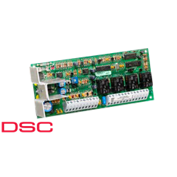 Power Supply/Relay Output/Combus Repeater Module DSC