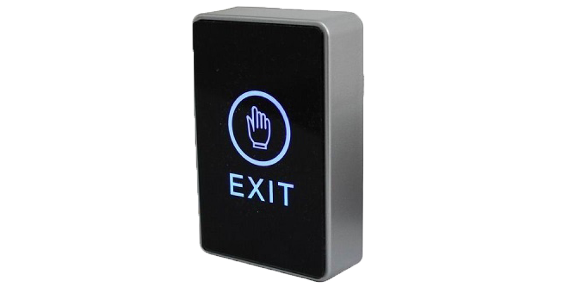 Touch to Exit Button EB80