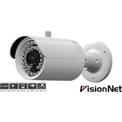 Outdoor TVI IR Bullet Camera,  1/3 CMOS,4.0MP, 36pcs , 3.6mm, IP66 , White, Metal, PAL