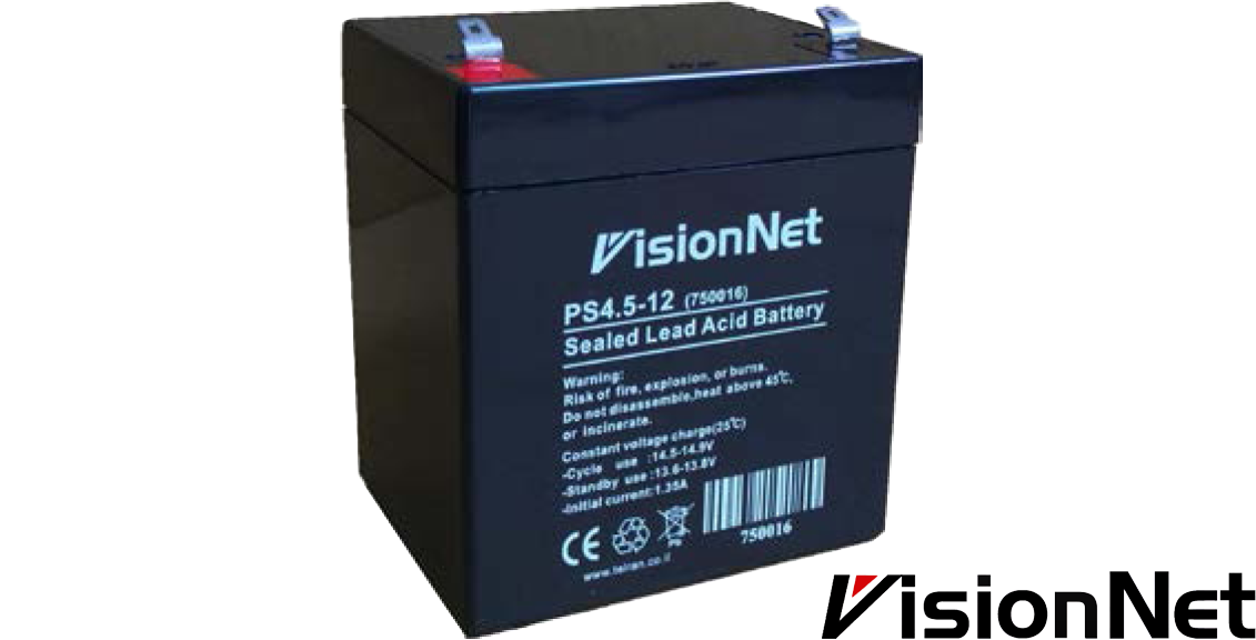 Sealed Lead Acid Battery PS4.5-12
