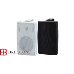 "Two Ways Box Wall Speaker 4"" 10W"