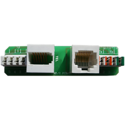 Card UK + RJ45 PCB Board for Yes Cover