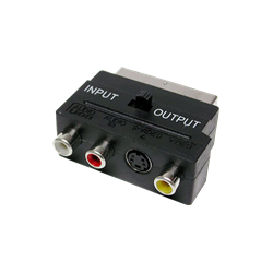Adapter VIDEO to SCART
