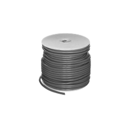 Telephone Cable 6 Pairs 6x2x0.45mm CCAM+6x2x0.9mm HDPE, Gray, 100m/Plastic Reel