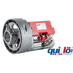 Roller Shutter Motor with Electric Brake, QK-OP180E 230Vac max 180kg