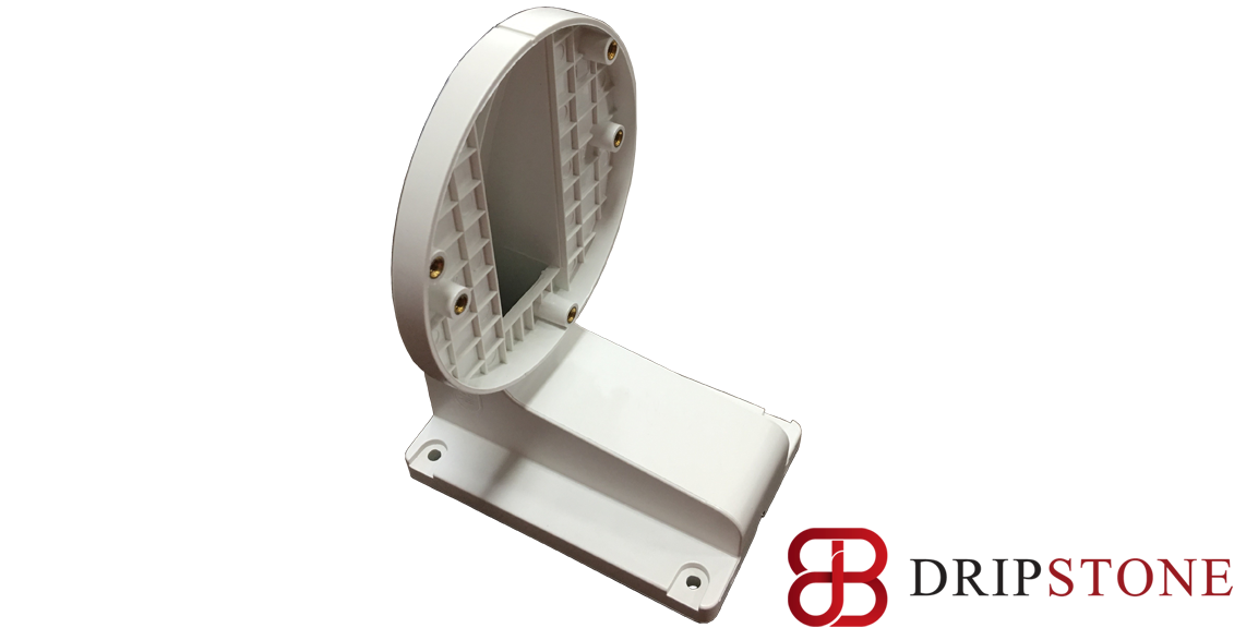 Wall Mount Bracket for Mini Dome or Dome Cameras